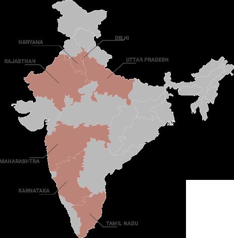 India Map - Korea Business Group