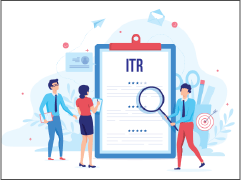 Individuals, HUFs, & Firms (Other than LLPs) ITR Forms – 1, 2, 3, 4