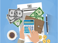 impact of Direct Taxes on a business in India
